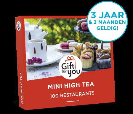 GiftForYou Mini High Tea