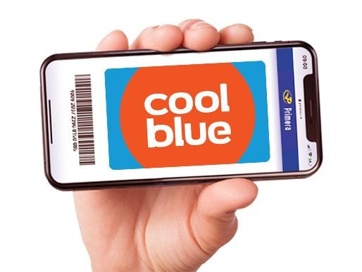 Coolblue digitale code
