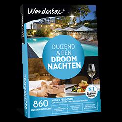 Wonderbox Duizend & een droomnachten