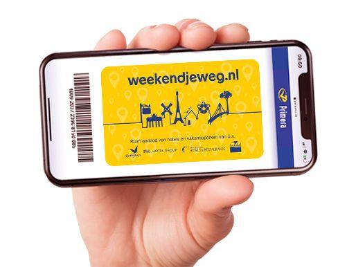 Weekendjeweg.nl Code