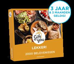 Gift For You Lekker!