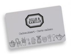Dille & Kamille digitale cadeaukaart