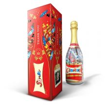 Celebrations fles in giftbox