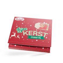 Verkade giftbox bedrukken - Kerst (2 repen)