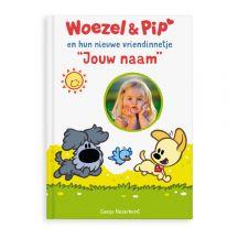 Boek - Woezel & Pip & vriendje
