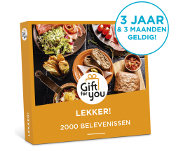Gift For You Lekker!