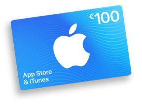 App Store & iTunes € 100,-