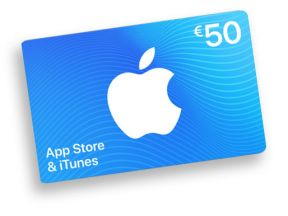 App Store & iTunes €50