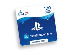 Platstation code €20