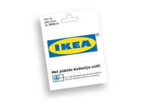IKEA Cadeaukaart