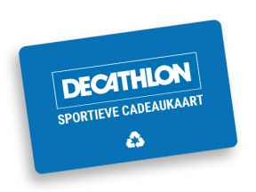 Decathlon digitale cadeaukaart