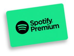 Spotify code €60
