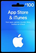 App Store & iTunes €100