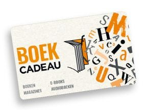 BoekCadeau digitale code