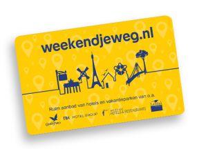 Weekendjeweg code